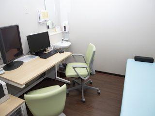 彩の国東大宮メディカルセンター 診療室