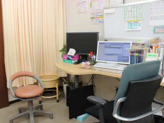てらもとクリニック 診療室