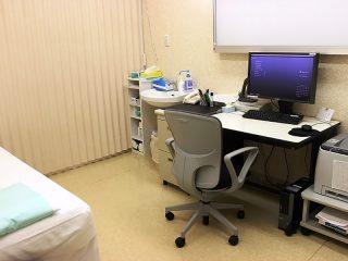 入野医院 診療室
