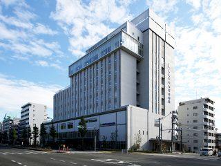 高島平中央総合病院 外観
