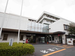 済生会京都府病院 健診センター 外観