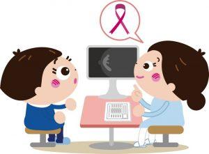 乳がん検診 婦人科検診
